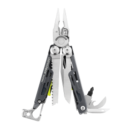 Leatherman Signal gris granite