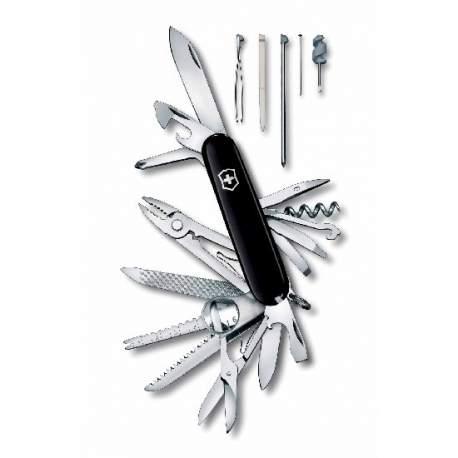 Couteau suisse SWISSCHAMP Noir