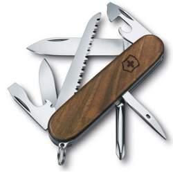 Couteau suisse HIKER Victorinox bois noyer