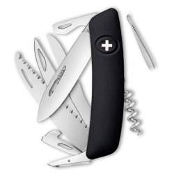Couteau suisse Swiza D09 noir
