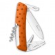 Couteau suisse Swiza Tick Tool TT03 orange Lion