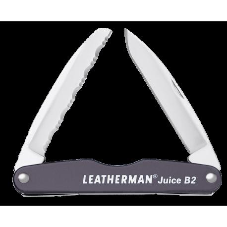 Couteau Leatherman Juice B2 gris