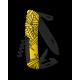 Couteau suisse Swiza D03 Allblack Pop Art 2