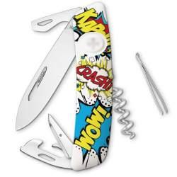 Couteau suisse Swiza D03 Pop Art 3