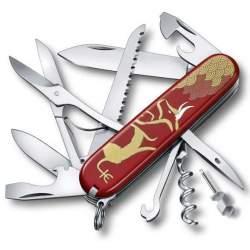 Couteau suisse HUNTSMAN Année du buffle 2021