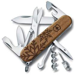 Couteau suisse CLIMBER Victorinox Wood All You Wish For 2019
