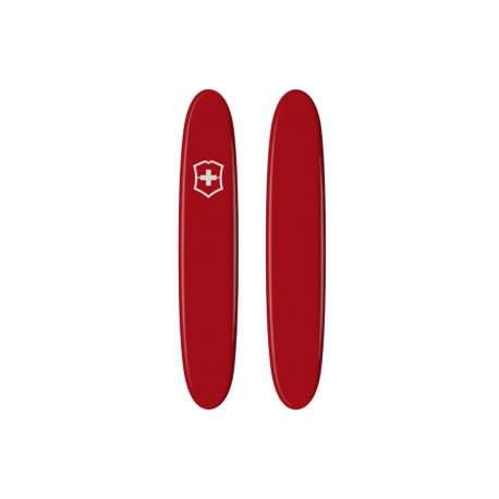 Plaquettes rouges Victorinox Excelsior 84mm