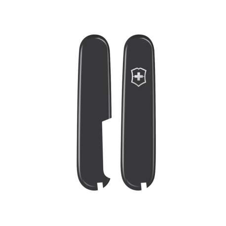 Plaquettes noires Victorinox 91mm