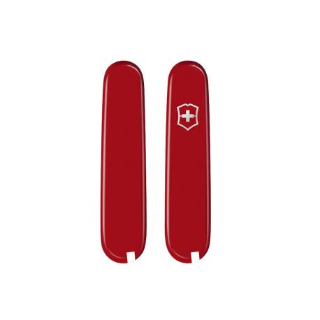 Plaquettes rouges Victorinox 84mm
