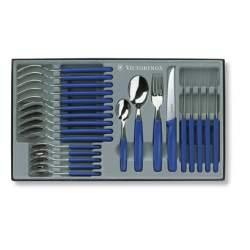 Set 24 pièces manche bleu Victorinox