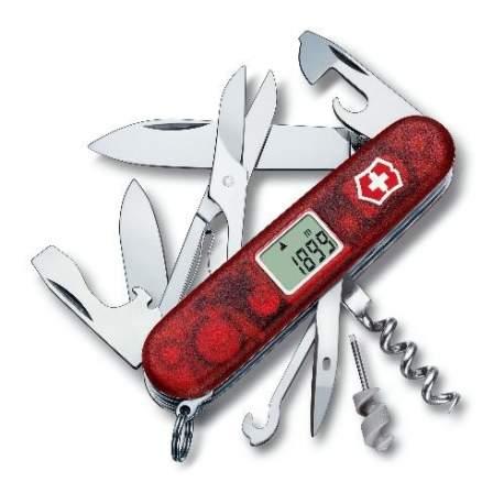 Couteau suisse TRAVELLER