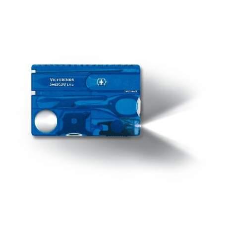 Swisscard Lite bleue