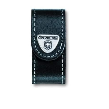 Etui cuir pour Victorinox Minichamp et Swissmemory