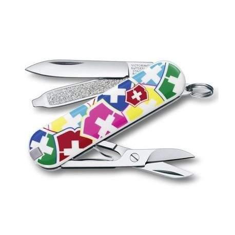 Couteau suisse CLASSIC VX Colors