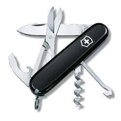 Couteau suisse COMPACT noir