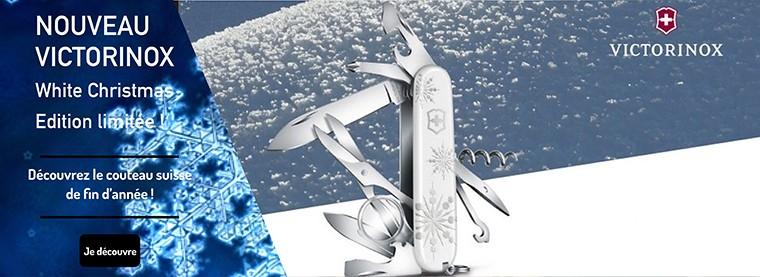 Victorinox White Christmas